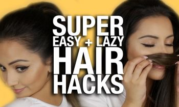 SUPER EASY, LAZY GIRL Hair Hacks 👉🏽 EVERYONE CAN DO | Ad
