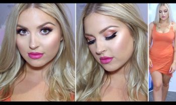 Clubbing Get Ready With Me ♡ Hair, Makeup & Outfit!