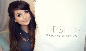 Topshop Haul & £500 Giveaway | Zoella