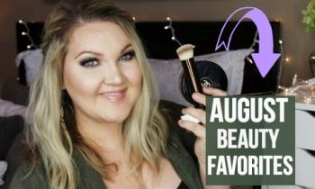 AUGUST BEAUTY FAVORITES | 2016