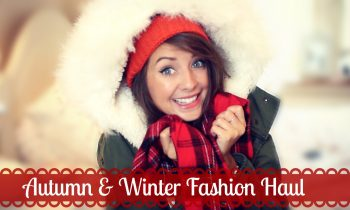 Autumn & Winter Fashion Haul | Zoella