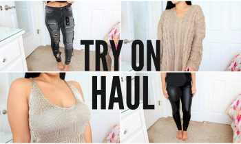 Back-To-School-Try-On-Clothing-Haul-FASHION-NOVA