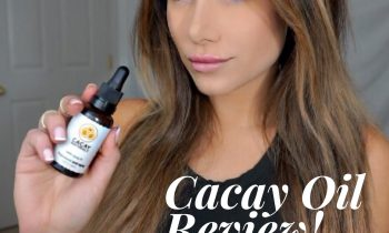 Cacay oil review