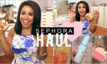 Chatty-Patty Sephora Haul | Summer '16