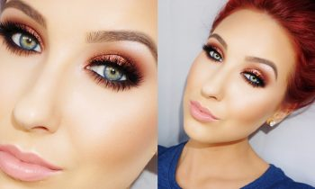 Chocolate Cranberry Smokey Eye – Talk Thru Tutorial | Jaclyn Hill