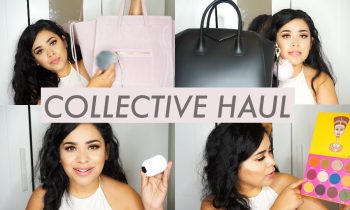 Collective Haul | Marc Jacobs, Anastasia, Givenchy dupes, Celine dupes