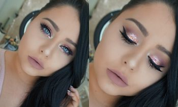 DRUGSTORE GLAM Prom Makeup Tutorial 2016