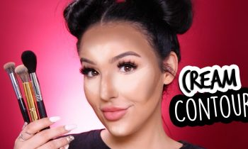 EASY CREAM CONTOUR & HIGHLIGHT ROUTINE