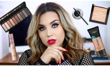 EASY SMOKEY CAT EYE MAKEUP TUTORIAL! | MakeupByAmarie