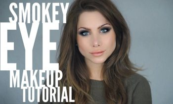 EASY smokey eye makeup tutorial | BeeisforBeeauty