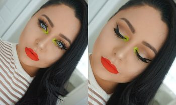 Electric SPRING Makeup Tutorial 2016