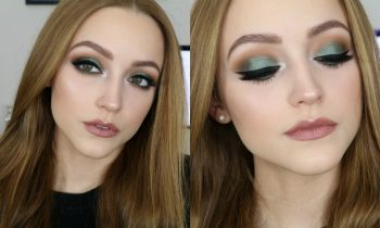 Emerald Eyes | Makeup Tutorial