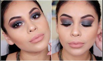 Fall Makeup Tutorial 2016 | Deep Teal Smokey Eyes