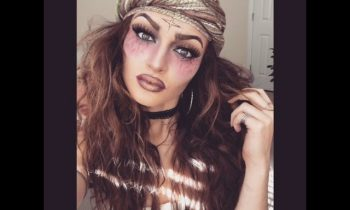 Fortune Teller Makeup Tutorial |Inspired by Nichole Guerriero