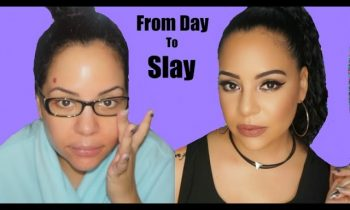 From Day To Slay ! Transform with me ! natural makeup