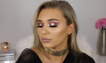 Full Coverage & Halo Eye Makeup Tutorial   SHANI GRIMMOND
