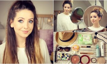 Get Ready With Me – Festival Edition | Zoella