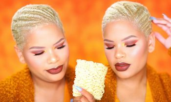 HOW TO: RAMEN NOODLE HAIR LMAO | How I Achieve My Hair Waves!