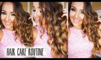 Hair Care Routine | Shower, Hairfinity, & Holy Grail Products!