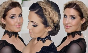 How To: Fishtail Milk Maid Braid