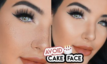 How to Avoid Cakey Foundation & Stop Concealer Creasing | AMANDA ENSING