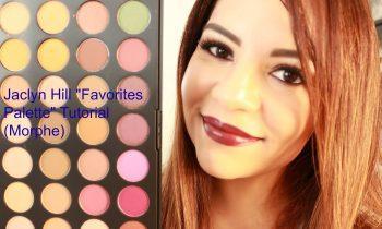 Jaclyn Hill Favorites (Morphe) Palette Tutorial