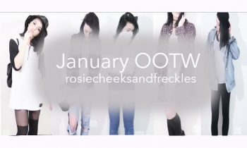 January outfit of the week (ootw!) 2015