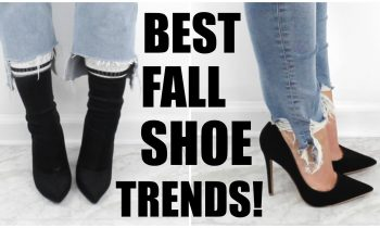 MY SHOE COLLECTION! | Fall shoe trends 2016!