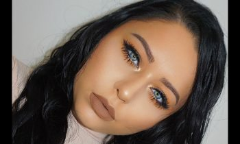Matte Brown Smokey FALL Makeup Tutorial