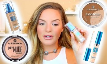 NEW MAKEUP AT THE DRUGSTORE! New Favorites & First Impressions | Casey Holmes
