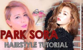 Park Sora Inspired Hair Tutorial – The Wonderful World of Wengie