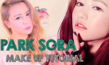 Park Sora Inspired Makeup Tutorial – The Wonderful World of Wengie