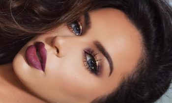 Purple Smoke | Dramatic FALL Makeup Tutorial
