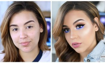Quick & Easy Pop of Color Makeup Tutorial | MakeupbyAmarie
