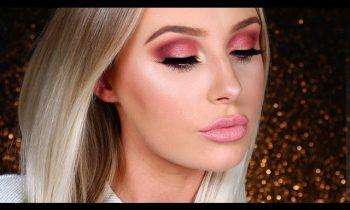 ROSE GOLD SMOKEY EYE / First Impressions | Lauren Curtis