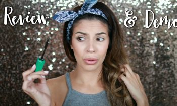 Revlon Super Length Mascara Review and Demo | Laura Lee