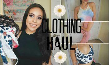 e66c921175 SUMMER Fashion Nova Try On Clothing Haul | juicyyyyjas