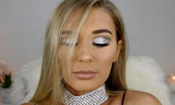 Silver Bombshell Makeup Tutorial | SHANI GRIMMOND