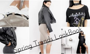 Spring Trends Lookbook | Outfit Ideas 2016