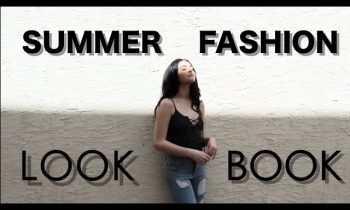 Summer fashion lookbook | Model off duty inspired!