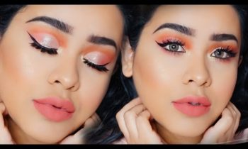 Valentines Day Makeup 2017 | Ft Royal Peach Palette