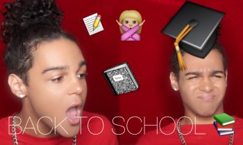 WHAT WOULD JUSTIN DO !? : Back To School Edition