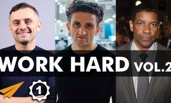 WORK HARD Vol. 2 – #OneRule