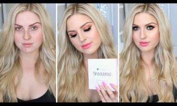Soft Bronze Daytime Makeup! ♡ BH Cosmetics Shaaanxo Palette!