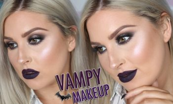 Vampy Fall or Winter Smokey Makeup! ♡ & Special Announcement!!