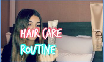 ♡ Hair Care Routine ♡