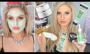 My Skincare Routine! ♡ Plus My FAVORITE Face Masks!