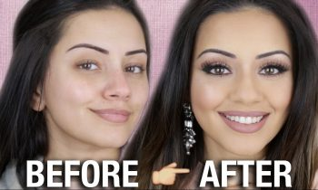 Get GLAM With Me 💗 Party Makeup look