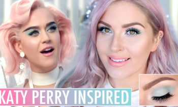 KATY PERRY Chained To The Rhythm 🎧 INSPIRED MAKEUP 💕 EASY & WEARABLE