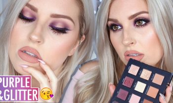 Chit Chat Get Ready With Me! 💜 Chloe Morello Palette! SO GOOD! 😱 OMG